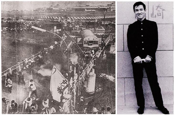 1967,10,8 弁天橋